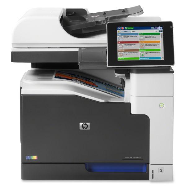 HP LaserJet Enterprise 700 Color MFP M775dn Laser Printer, Copy/Print/Scan