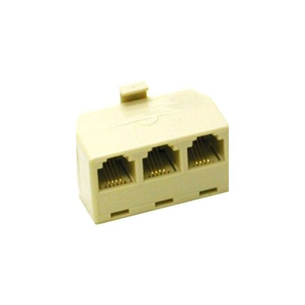 C2G 2-Line Telephone Splitter