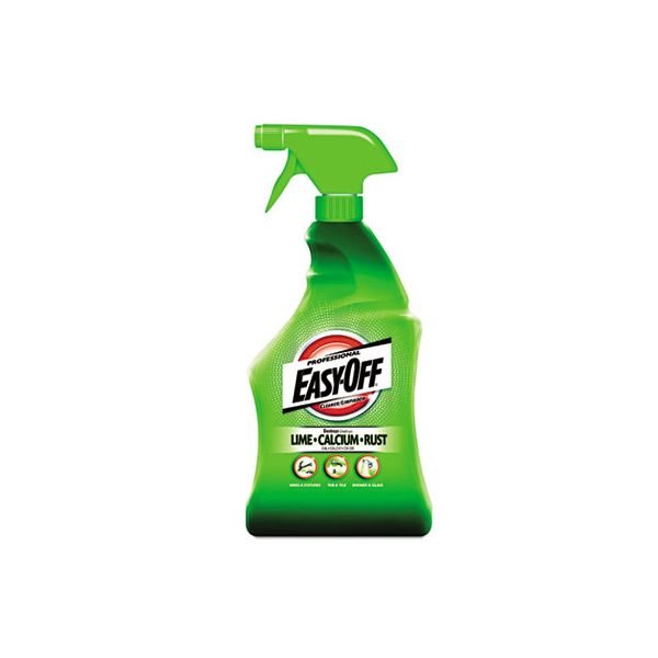 Professional EASY-OFF Lime, Calcium & Rust Cleaner