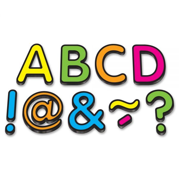Teacher Created Resources Classic Magnetic Letters
