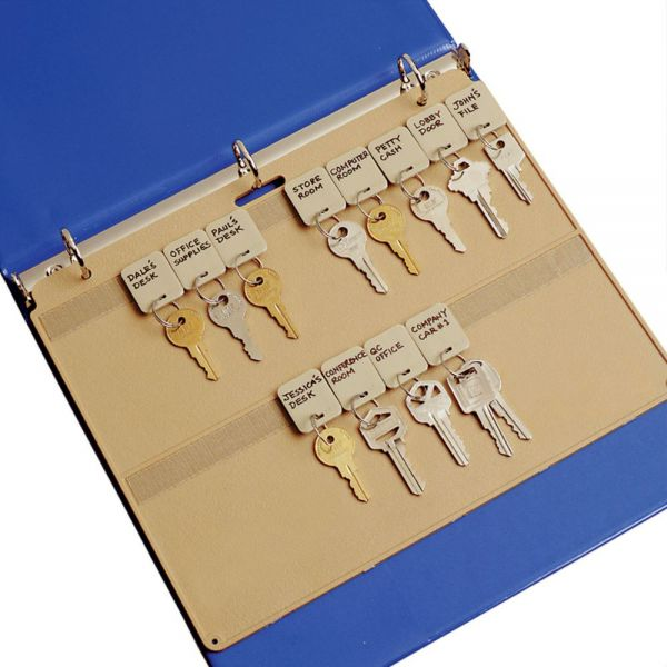 MMF Binder/Files/Wall Mount Key Panel