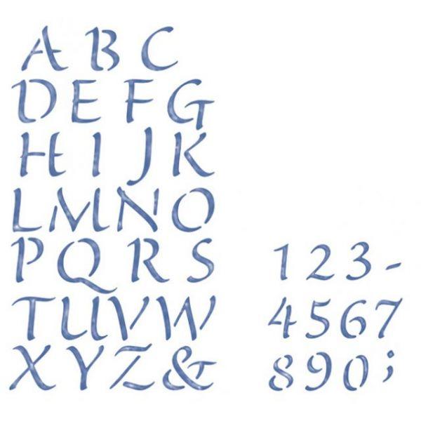 "Simply Stencils Value Pack 10""X18"" & 8""X10"" 2/Pkg"