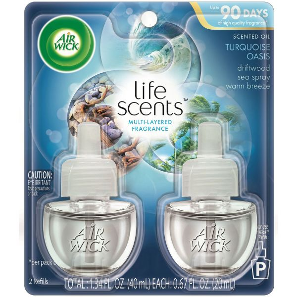 Airwick Scented Oil Warmer Refills