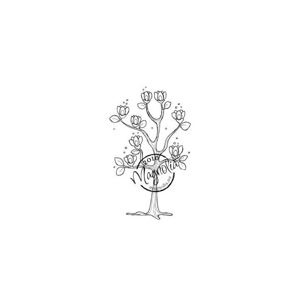"""Hoppy Easter Cling Stamp 3.75""""X5.5"""" Package"""