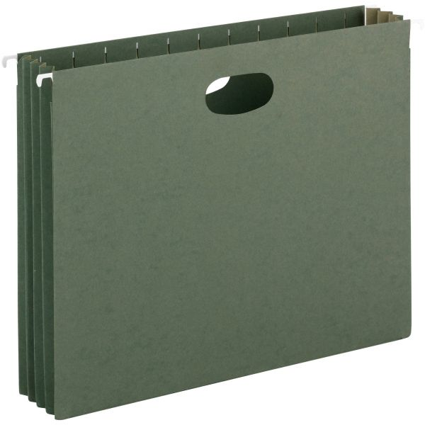 Smead 64220 Standard Green Hanging Pockets