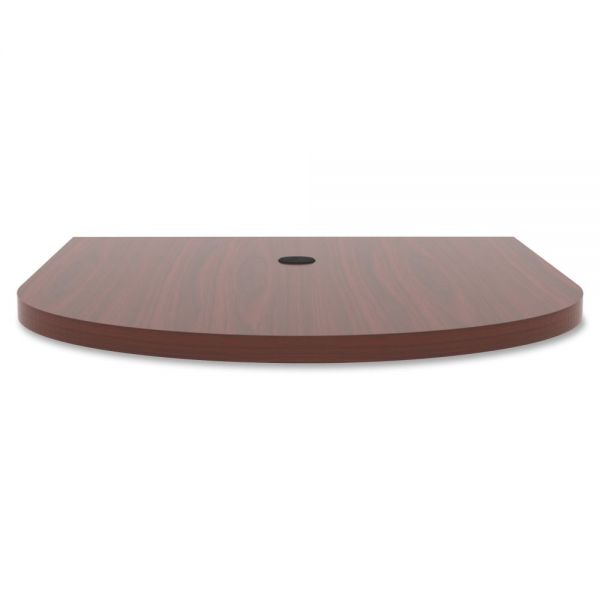 Lorell Prominence Infinite Oval Confernc Tabletop