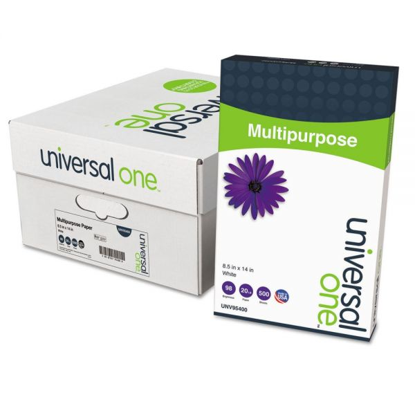 Universal One Multi-Purpose White Copy Paper