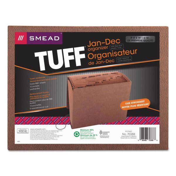 Smead Tuff Jan-Dec Expanding File