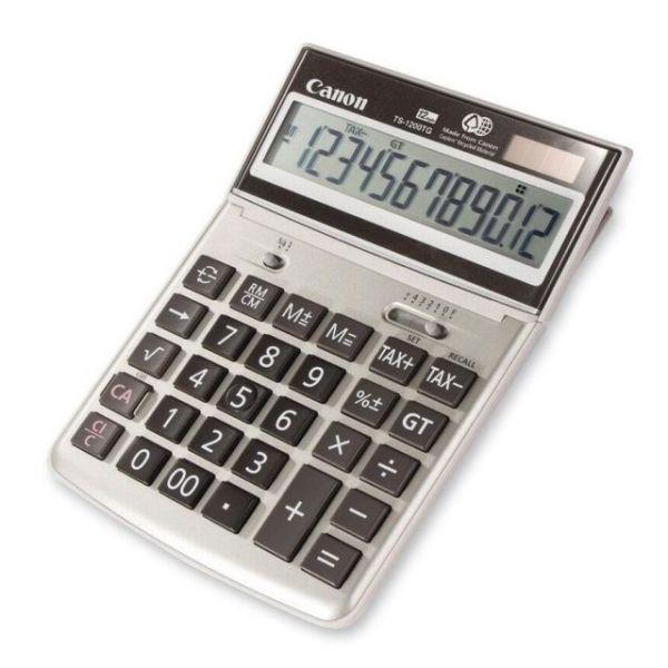 Canon TS1200TG Tilt Display Calculator