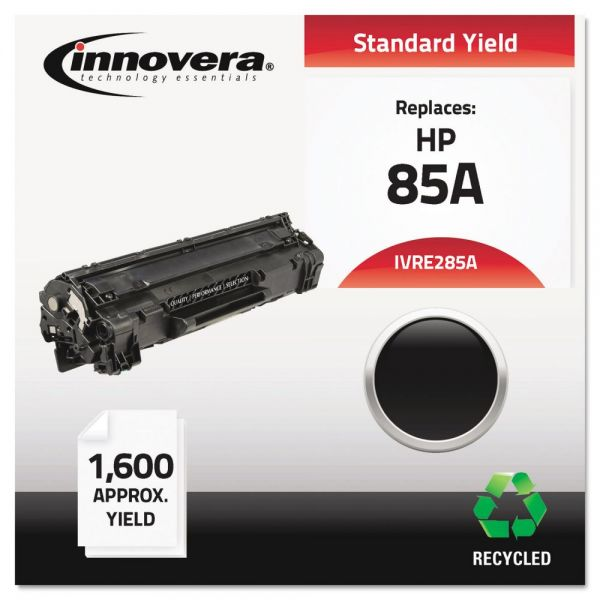 Innovera Remanufactured HP 85A (CE285A) Toner Cartridge
