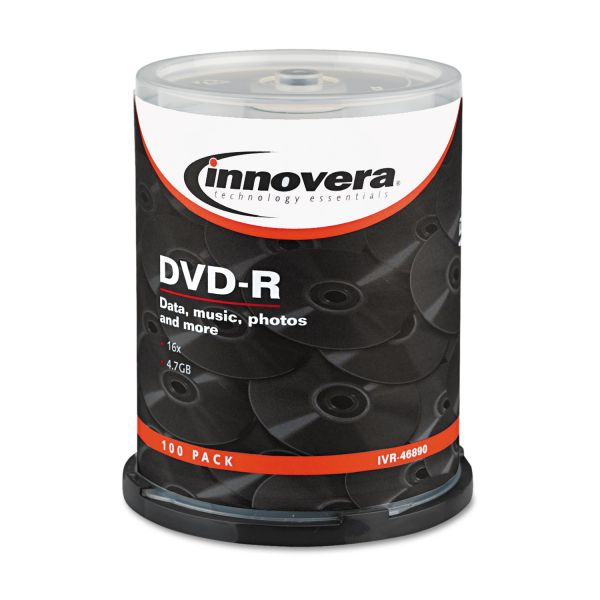 Innovera Recordable DVD Media
