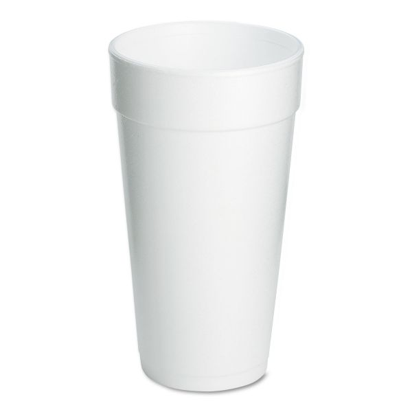 Dart 20 oz Foam Cups