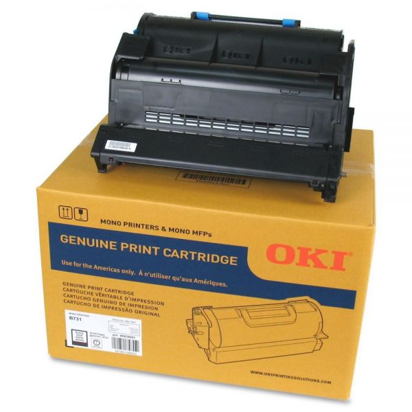 Oki 45439001 Black Toner Cartridge