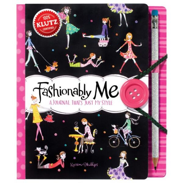 Fashionably Me: A Journal That's Just My Style Book Kit