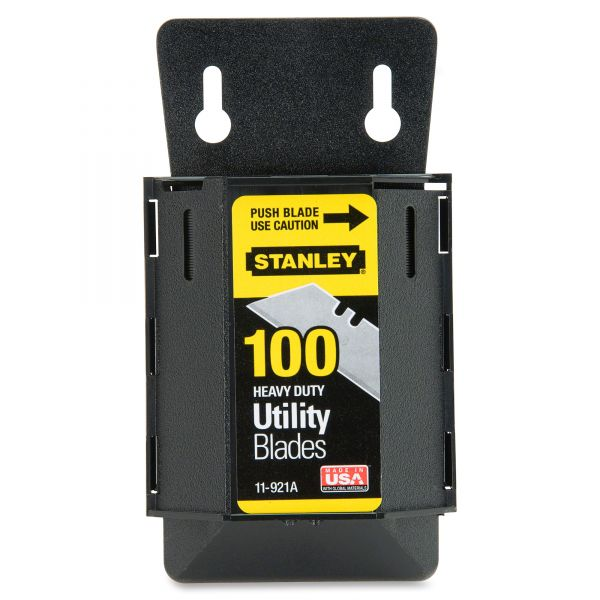 Stanley Heavy Duty Utility Blades Pack
