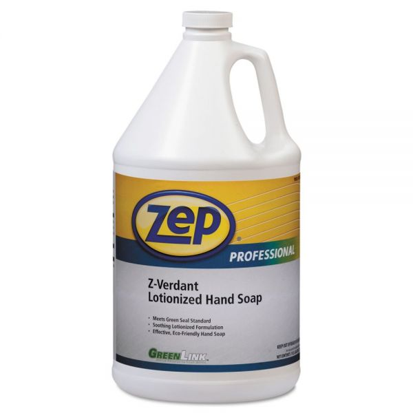 Zep Professional Z-Verdant Lotionized Hand Soap Refills