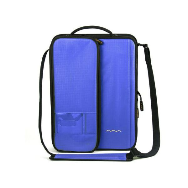 "Higher Ground Shuttle 2.1 Carrying Case (Sleeve) for 14"" Notebook - Royal Blue"