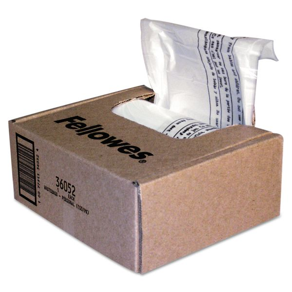 Fellowes Powershred Shredder Waste Bags