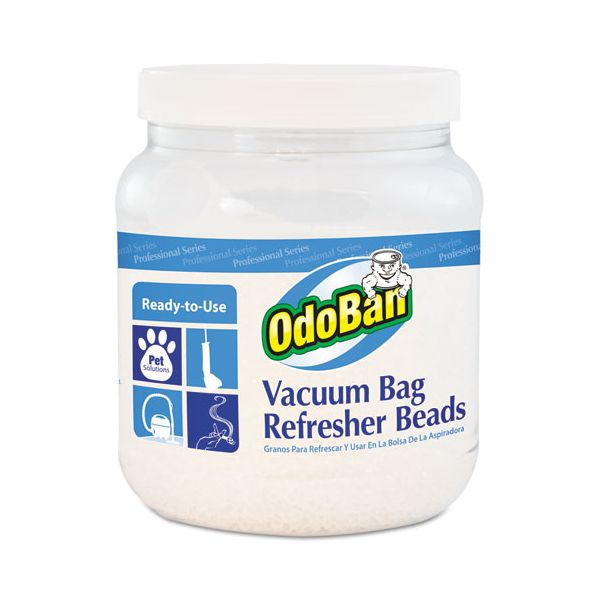 OdoBan Vacuum Bag Refresher Beads