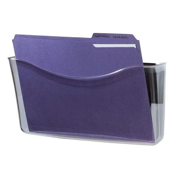 Rubbermaid Magnetic Wall File Pocket