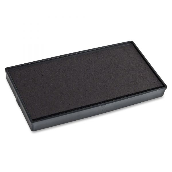 COSCO 2000PLUS Replacement Ink Pad for 2000PLUS 1SI60P, Black