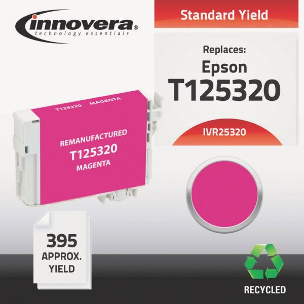 Innovera Remanufactured Epson 125 (T125320) Ink Cartridge