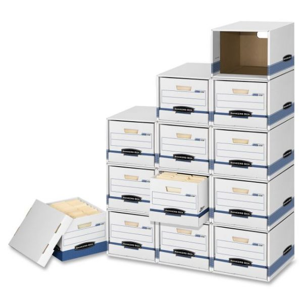 Bankers Box File/Cube Box Shells
