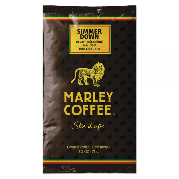 Marley Coffee Fractional Packs - Decaf