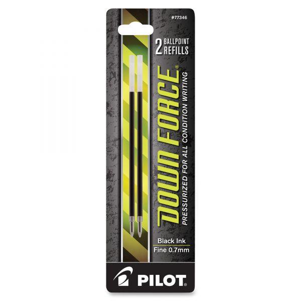 Pilot Down Force Pen Refills