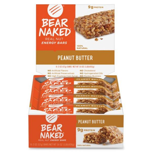 Bear Naked Nut Energy Bars