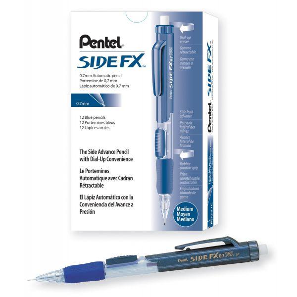 Pentel Side FX 0.7 Mechanical Pencil