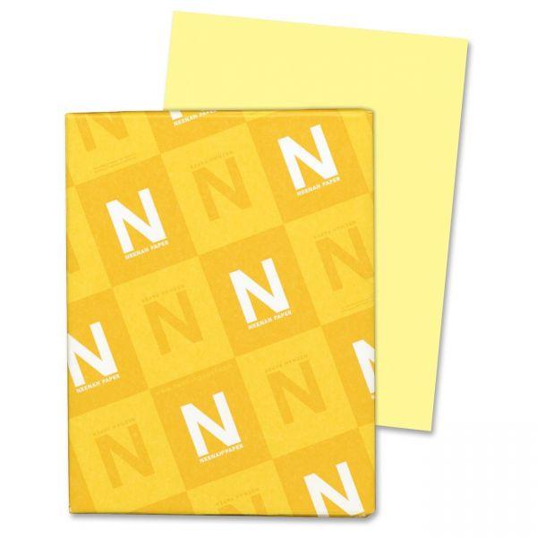 Neenah Paper Vellum Bristol Cover Stock