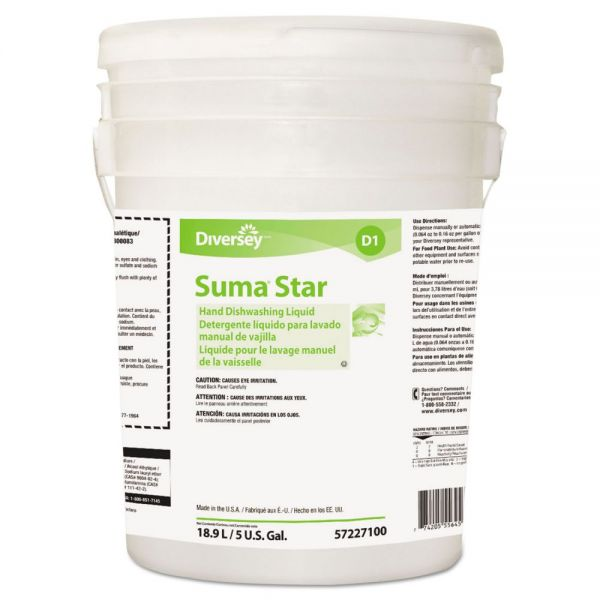 Suma Suma® Star D1 Hand Dishwashing Detergent
