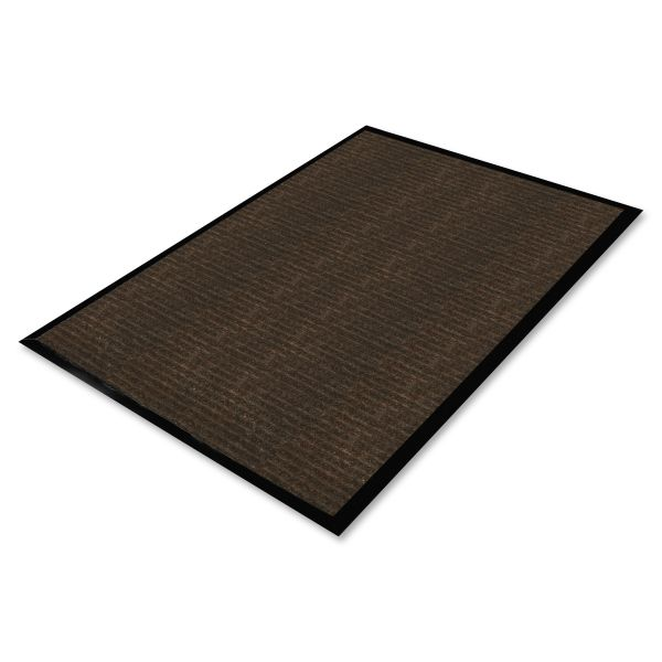 Genuine Joe Indoor Dual Rib Carpet Floor Mat