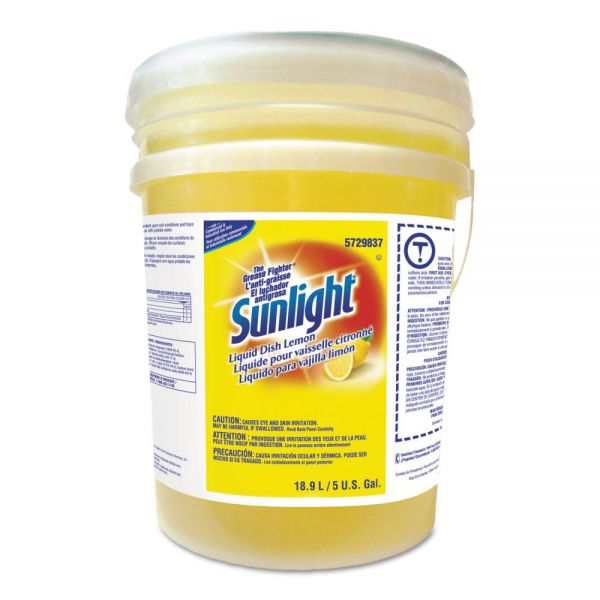 Sunlight Liquid Dish Detergent