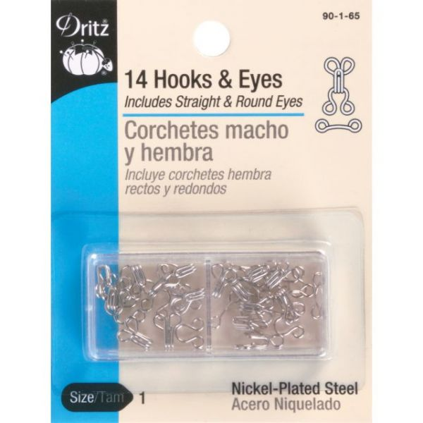 Hooks & Eyes