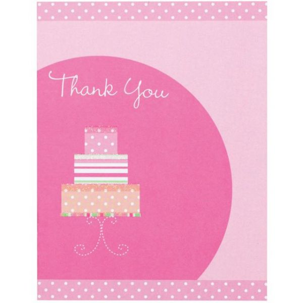 Thank You Card Kit Makes 12