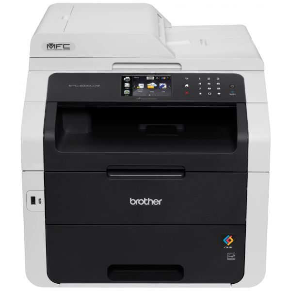 Brother MFC-9330CDW LED Multifunction Printer
