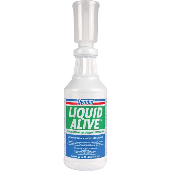 Dymon LIQUID ALIVE Enzyme Producing Bacteria