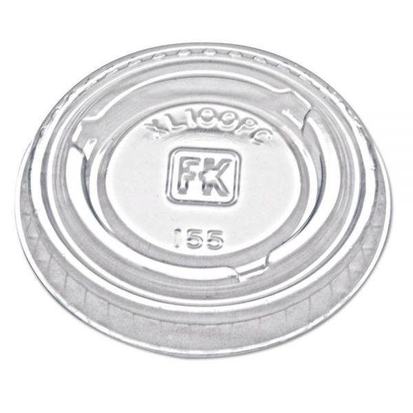 Fabri-Kal Portion Cup Lids