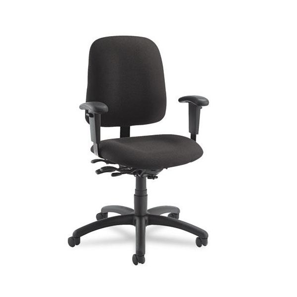Goal Series Low Back Multi-Tilter Chair