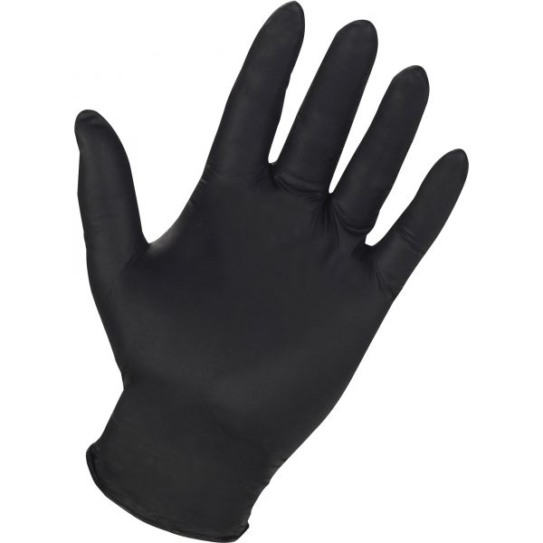 Genuine Joe Industrial Nitrile Work Gloves