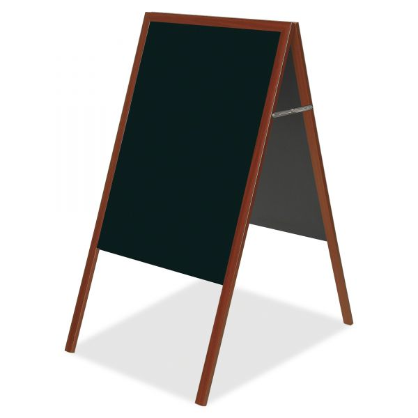 MasterVision Wet-Erase Display Board