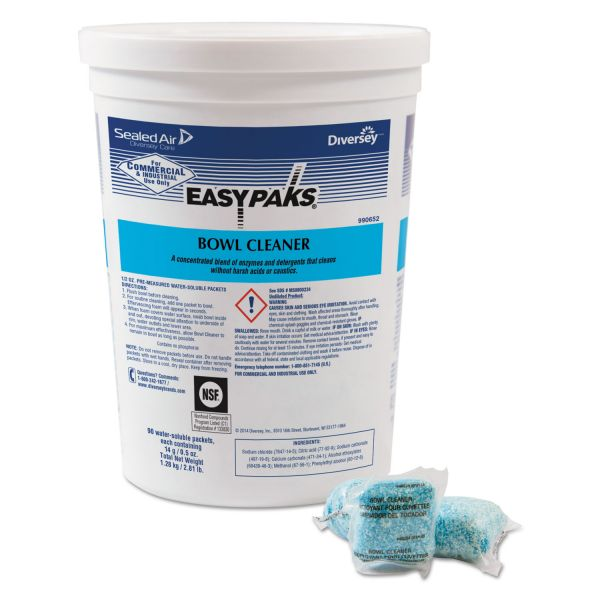 JohnsonDiversey Easy Paks Bowl Cleaner