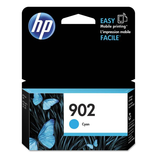 HP 902 Cyan Ink Cartridge (T6L86AN)