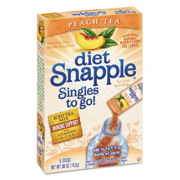 diet Snapple Iced Tea Singles To-Go