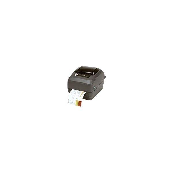 Zebra GX430t Thermal Transfer Printer - Monochrome - Desktop - Label Print