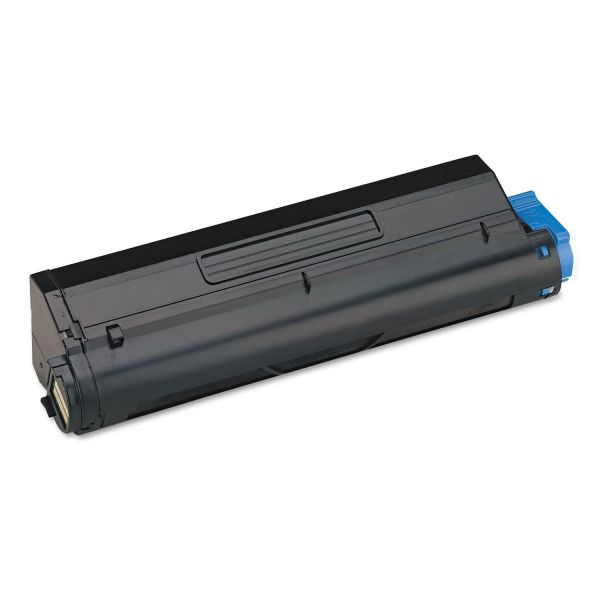Oki 43502001 Black Toner Cartridge