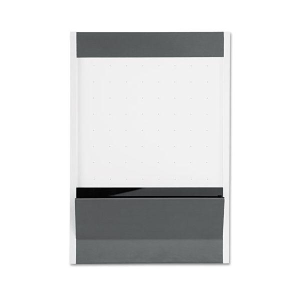 "Quartet 36"" x 24"" Magnetic Porcelain Dry Erase Whiteboard"