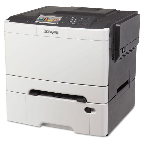 Lexmark CS510DTE Laser Printer - Color - 2400 x 600 dpi Print - Plain Paper Print - Desktop
